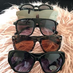 Accessories - Abstract Sunglasses